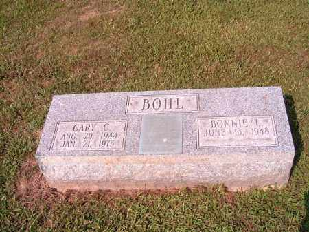 BOHL, GARY  C - Brown County, Ohio | GARY  C BOHL - Ohio Gravestone Photos