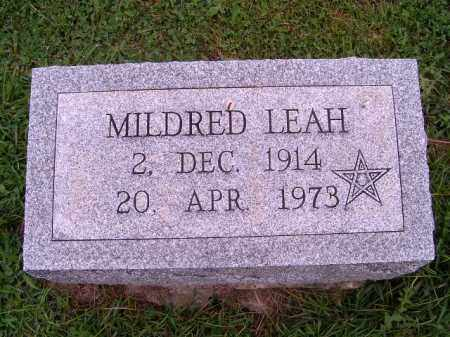 BOLES, MILDRED LEAH - Brown County, Ohio | MILDRED LEAH BOLES - Ohio Gravestone Photos