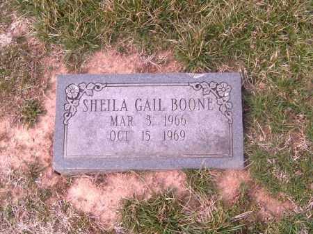 BOONE, SHELIA GAIL - Brown County, Ohio | SHELIA GAIL BOONE - Ohio Gravestone Photos