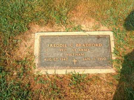 BRADFORD, FREDDIE   C - Brown County, Ohio | FREDDIE   C BRADFORD - Ohio Gravestone Photos