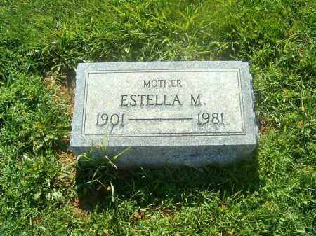 BROOKBANK, ESTELLA  M - Brown County, Ohio | ESTELLA  M BROOKBANK - Ohio Gravestone Photos
