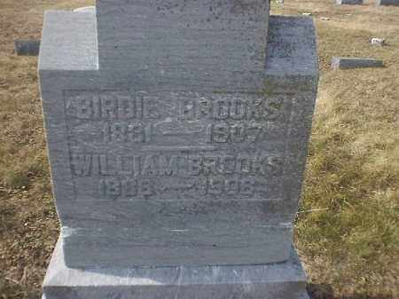 BROOKS, WILLIAM - Brown County, Ohio | WILLIAM BROOKS - Ohio Gravestone Photos