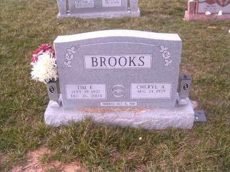 BROOKS, TIM  E - Brown County, Ohio   TIM  E BROOKS - Ohio Gravestone Photos