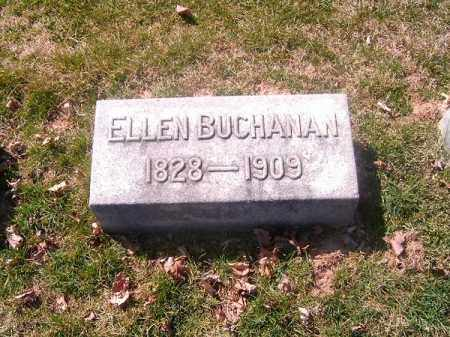 BUCHANAN, ELLEN - Brown County, Ohio | ELLEN BUCHANAN - Ohio Gravestone Photos