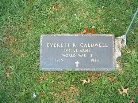 CALDWELL, EVERETT  R - Brown County, Ohio | EVERETT  R CALDWELL - Ohio Gravestone Photos