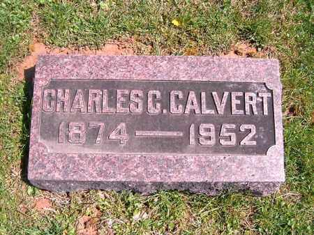 CALVERT, CHARLES  C - Brown County, Ohio | CHARLES  C CALVERT - Ohio Gravestone Photos