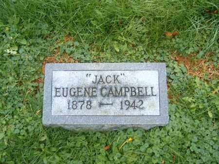 CAMPBELL, EUGENE - Brown County, Ohio | EUGENE CAMPBELL - Ohio Gravestone Photos