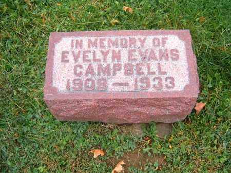 CAMPBELL, EVELYN - Brown County, Ohio | EVELYN CAMPBELL - Ohio Gravestone Photos