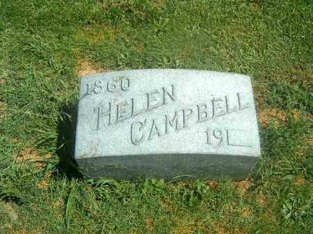 CAMPBELL, HELEN - Brown County, Ohio | HELEN CAMPBELL - Ohio Gravestone Photos