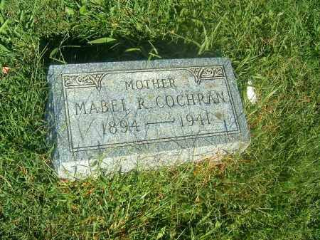 COCHRAN, MABEL  R - Brown County, Ohio | MABEL  R COCHRAN - Ohio Gravestone Photos