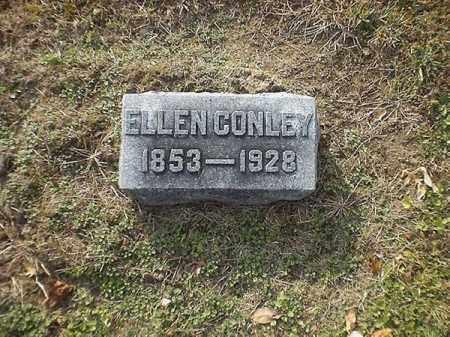 CONLEY, ELLEN - Brown County, Ohio | ELLEN CONLEY - Ohio Gravestone Photos