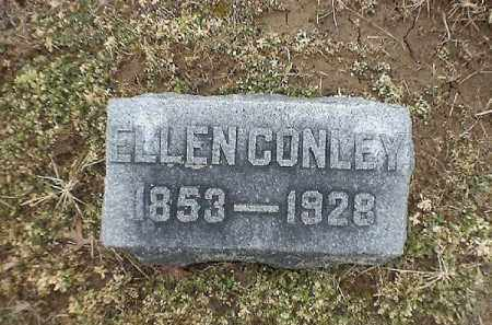 CONLEY, ELLEN - Brown County, Ohio | ELLEN CONLEY - Ohio Gravestone Photos