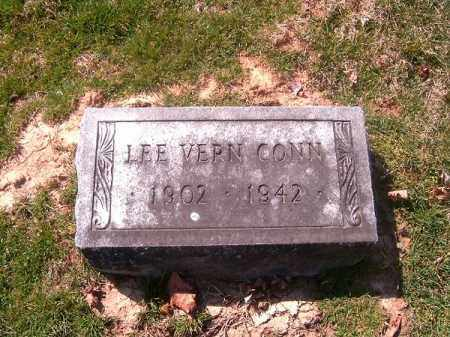 CONN, LEE  VERN - Brown County, Ohio | LEE  VERN CONN - Ohio Gravestone Photos