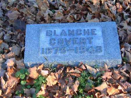 COVERT, BLANCHE - Brown County, Ohio | BLANCHE COVERT - Ohio Gravestone Photos