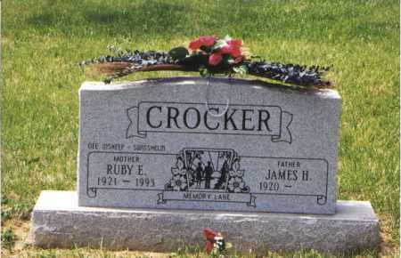 INSKEEP - SWISSHELM CROCKER, RUBY - Brown County, Ohio | RUBY INSKEEP - SWISSHELM CROCKER - Ohio Gravestone Photos