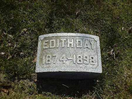 DAY, EDITH - Brown County, Ohio | EDITH DAY - Ohio Gravestone Photos