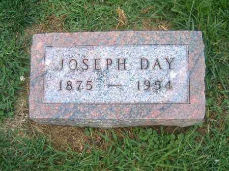 DAY, JOSEPH - Brown County, Ohio | JOSEPH DAY - Ohio Gravestone Photos