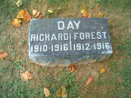 DAY, FOREST - Brown County, Ohio | FOREST DAY - Ohio Gravestone Photos