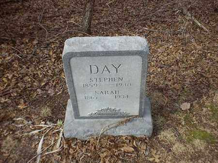 DAY, SARAH - Brown County, Ohio | SARAH DAY - Ohio Gravestone Photos