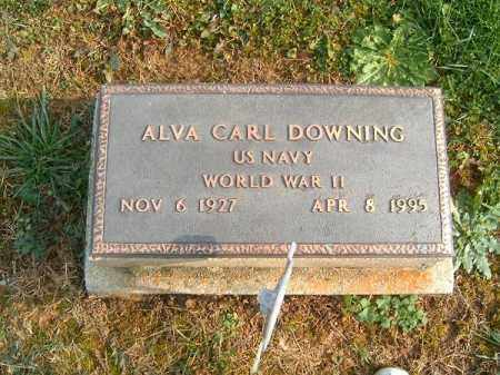 DOWNING, ALVA   CARL - Brown County, Ohio | ALVA   CARL DOWNING - Ohio Gravestone Photos