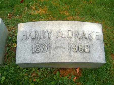 DRAKE, HARRY  A - Brown County, Ohio | HARRY  A DRAKE - Ohio Gravestone Photos
