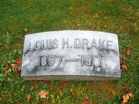 DRALE, LOUIS   H - Brown County, Ohio | LOUIS   H DRALE - Ohio Gravestone Photos