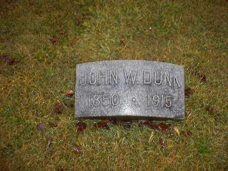 DUNN, JOHN  W - Brown County, Ohio | JOHN  W DUNN - Ohio Gravestone Photos