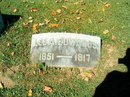 EDWARDS, LEE  A - Brown County, Ohio | LEE  A EDWARDS - Ohio Gravestone Photos