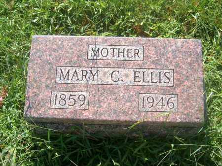 ELLIS, MARY   C - Brown County, Ohio | MARY   C ELLIS - Ohio Gravestone Photos
