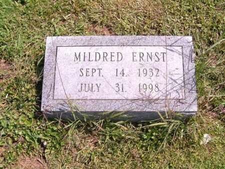 ERNST, MILDRED - Brown County, Ohio | MILDRED ERNST - Ohio Gravestone Photos