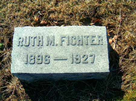 FICHTER, RUTH   M - Brown County, Ohio | RUTH   M FICHTER - Ohio Gravestone Photos