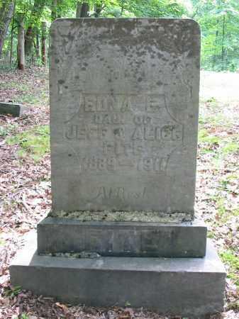 FITE, EDNA E - Brown County, Ohio | EDNA E FITE - Ohio Gravestone Photos