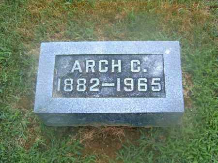 FROST, ARCH  C - Brown County, Ohio | ARCH  C FROST - Ohio Gravestone Photos