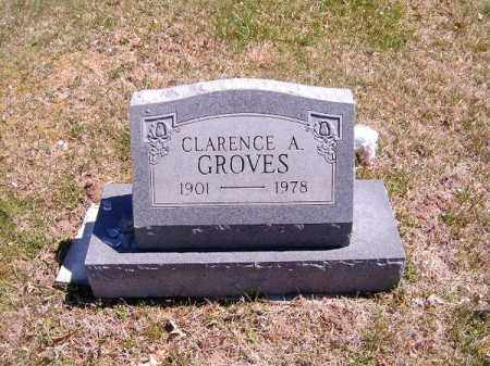 GROVES, CLARENCE A - Brown County, Ohio | CLARENCE A GROVES - Ohio Gravestone Photos