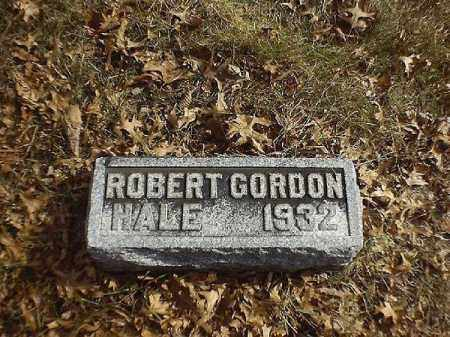 HALE, ROBERT  GORDON - Brown County, Ohio | ROBERT  GORDON HALE - Ohio Gravestone Photos