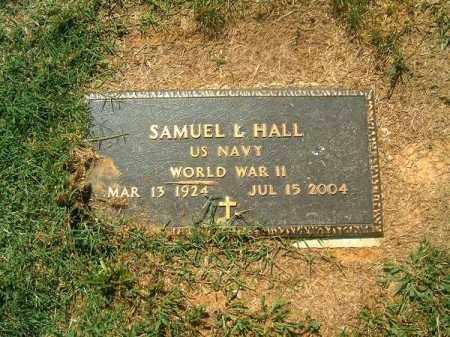 HALL, SAMUEL   L - Brown County, Ohio | SAMUEL   L HALL - Ohio Gravestone Photos