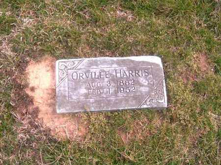 HARRIS, ORVILLE - Brown County, Ohio | ORVILLE HARRIS - Ohio Gravestone Photos