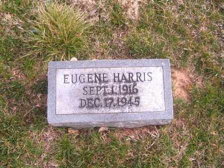 HARRIS, EUGENE - Brown County, Ohio | EUGENE HARRIS - Ohio Gravestone Photos