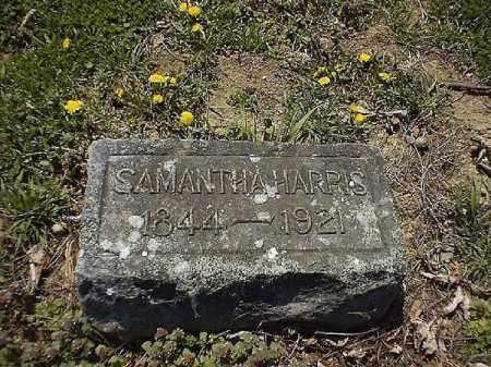 HARRIS, SAMANTHA - Brown County, Ohio | SAMANTHA HARRIS - Ohio Gravestone Photos