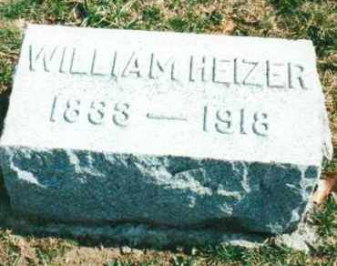 HEIZER, WILLIAM - Brown County, Ohio | WILLIAM HEIZER - Ohio Gravestone Photos