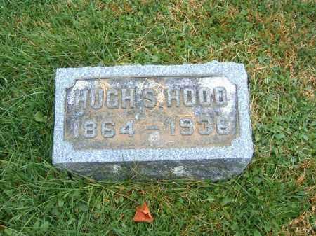 HOOD, HUGH  S - Brown County, Ohio | HUGH  S HOOD - Ohio Gravestone Photos