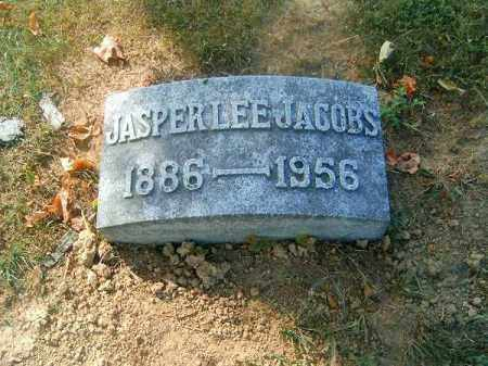JACOBS, JASPER   LEE - Brown County, Ohio | JASPER   LEE JACOBS - Ohio Gravestone Photos