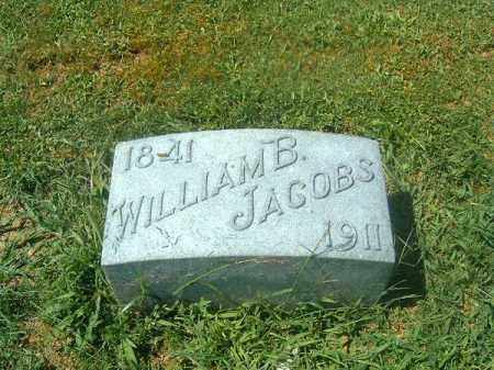 JACOBS, WILLIAM  B - Brown County, Ohio | WILLIAM  B JACOBS - Ohio Gravestone Photos