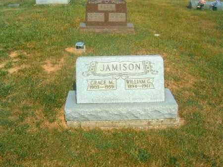 JAMISON, WILLIAM  G - Brown County, Ohio | WILLIAM  G JAMISON - Ohio Gravestone Photos