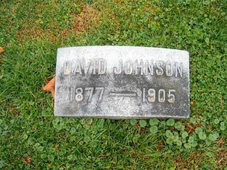 JOHNSON, DAVID - Brown County, Ohio | DAVID JOHNSON - Ohio Gravestone Photos
