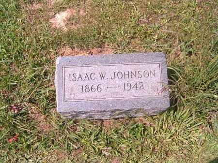 JOHNSON, ISAAC  W - Brown County, Ohio | ISAAC  W JOHNSON - Ohio Gravestone Photos