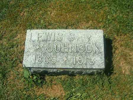 JOHNSON, LEWIS  S - Brown County, Ohio | LEWIS  S JOHNSON - Ohio Gravestone Photos