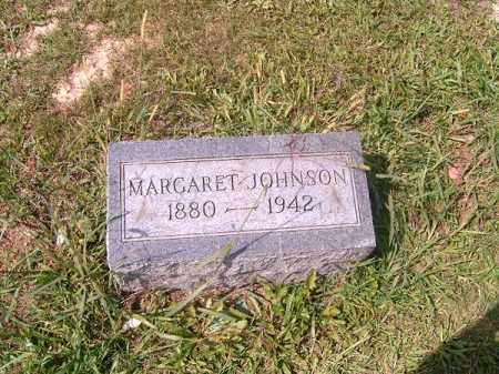 JOHNSON, MARGARET - Brown County, Ohio | MARGARET JOHNSON - Ohio Gravestone Photos