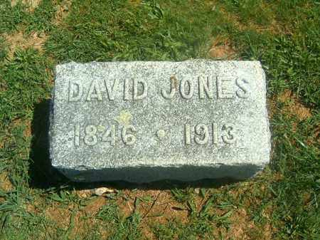 JONES, DAVID - Brown County, Ohio | DAVID JONES - Ohio Gravestone Photos