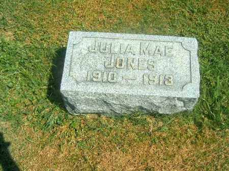 JONES, JULIA  MAE - Brown County, Ohio | JULIA  MAE JONES - Ohio Gravestone Photos